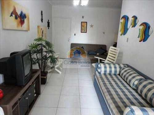 Apartamento, código 2142 em Guarujá, bairro Pitangueiras
