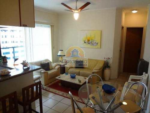 Apartamento, código 2137 em Guarujá, bairro Pitangueiras
