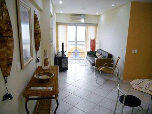 Apartamento, código 2134 em Guarujá, bairro Jardim Enseada