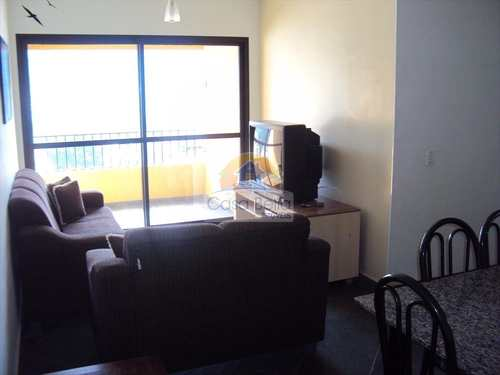 Apartamento, código 2126 em Guarujá, bairro Jardim Enseada