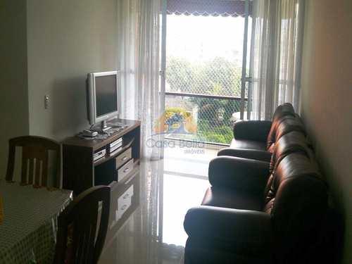 Apartamento, código 2114 em Guarujá, bairro Jardim Enseada
