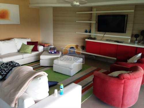 Apartamento, código 2098 em Guarujá, bairro Parque Enseada