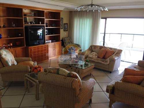 Apartamento, código 2096 em Guarujá, bairro Parque Enseada