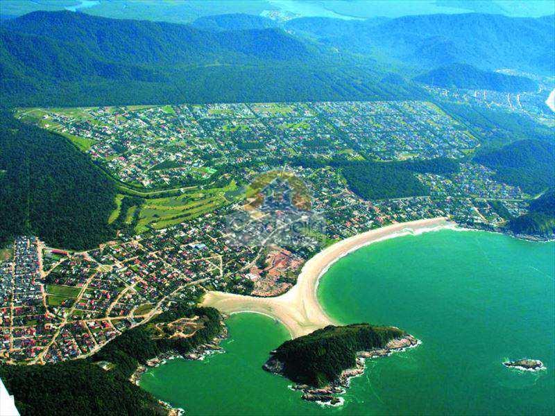 Terreno de Condomínio em Guarujá, no bairro Acapulco