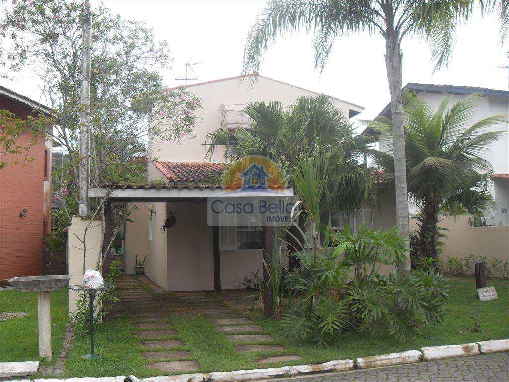Casa de Condomínio em Guarujá, no bairro Jardim Pernambuco II
