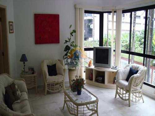 Apartamento, código 1966 em Guarujá, bairro Pitangueiras