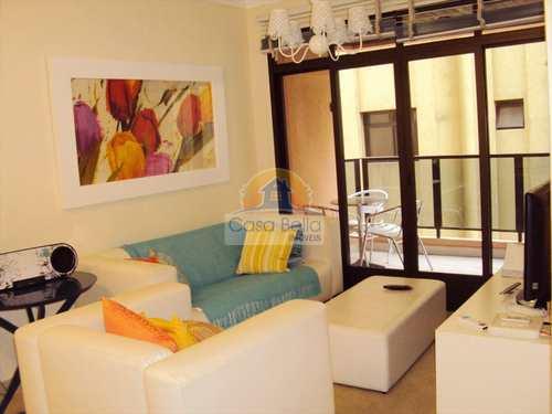 Apartamento, código 1959 em Guarujá, bairro Jardim Enseada