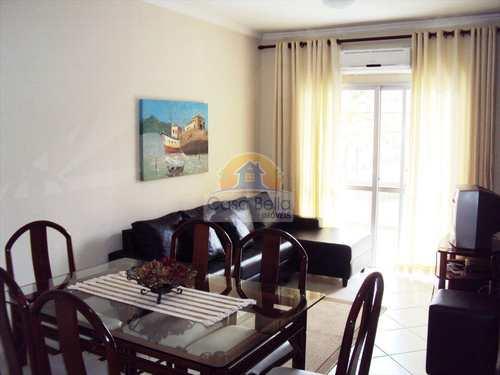 Apartamento, código 1912 em Guarujá, bairro Jardim Enseada