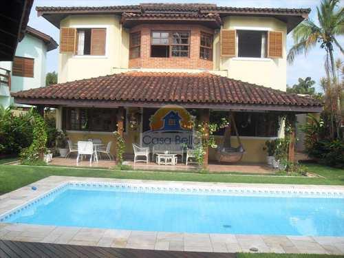 Sobrado de Condomínio, código 1893 em Guarujá, bairro Acapulco