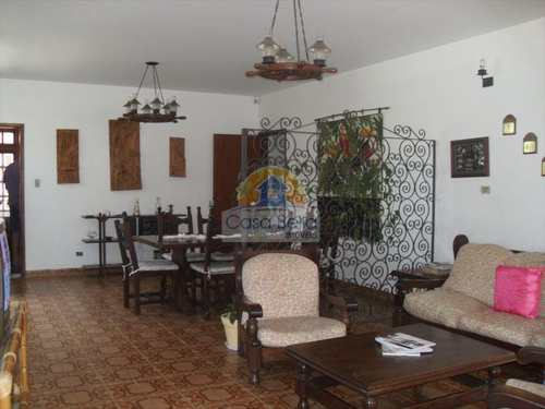 Casa, código 2070 em Guarujá, bairro Balneário Praia do Pernambuco