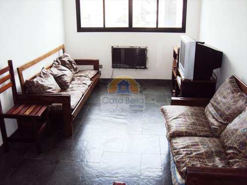 Apartamento, código 1874 em Guarujá, bairro Jardim Enseada
