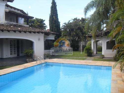 Sobrado de Condomínio, código 1859 em Guarujá, bairro Acapulco
