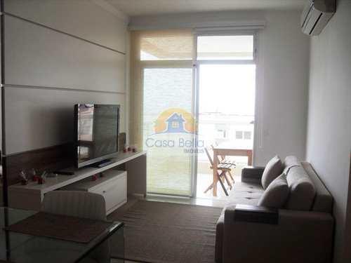 Apartamento, código 1764 em Guarujá, bairro Jardim Enseada