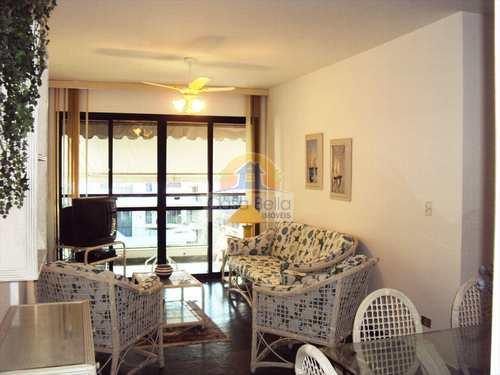 Apartamento, código 1733 em Guarujá, bairro Jardim Enseada
