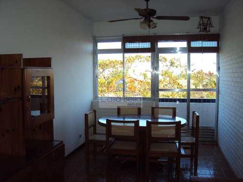 Apartamento, código 1729 em Guarujá, bairro Jardim Enseada