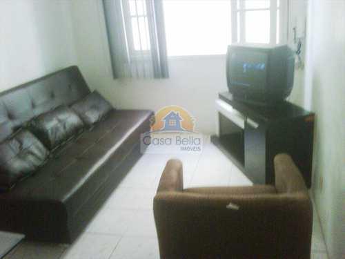 Apartamento, código 1706 em Guarujá, bairro Pitangueiras