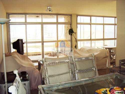Apartamento, código 1667 em Guarujá, bairro Pitangueiras