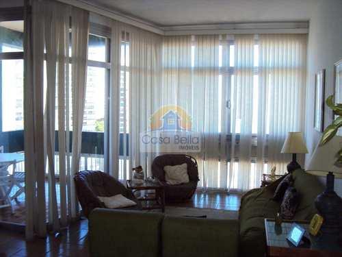 Apartamento, código 1633 em Guarujá, bairro Pitangueiras