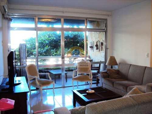 Apartamento, código 1634 em Guarujá, bairro Pitangueiras