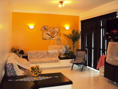 Apartamento, código 1621 em Guarujá, bairro Pitangueiras