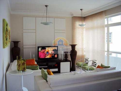Apartamento, código 1622 em Guarujá, bairro Pitangueiras