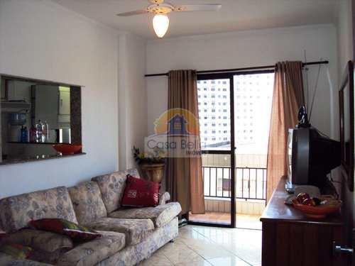 Apartamento, código 1614 em Guarujá, bairro Jardim Astúrias