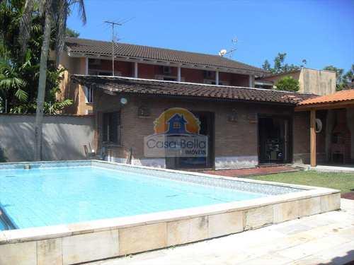 Casa, código 1602 em Guarujá, bairro Balneário Praia do Pernambuco