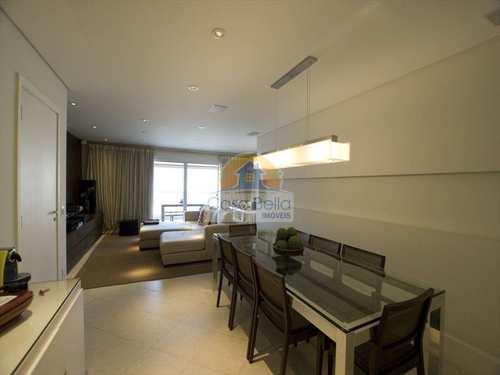 Apartamento, código 1547 em Guarujá, bairro Jardim Enseada
