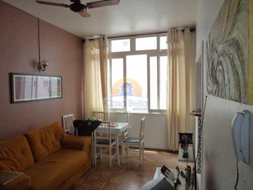 Apartamento, código 1520 em Guarujá, bairro Pitangueiras