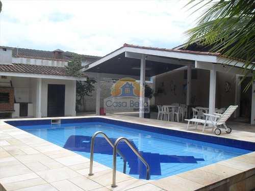 Casa, código 1493 em Guarujá, bairro Balneário Praia do Pernambuco