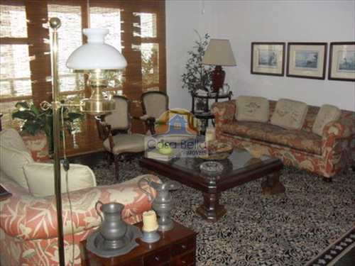 Apartamento, código 1435 em Guarujá, bairro Pitangueiras