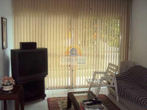 Apartamento, código 1400 em Guarujá, bairro Jardim Enseada