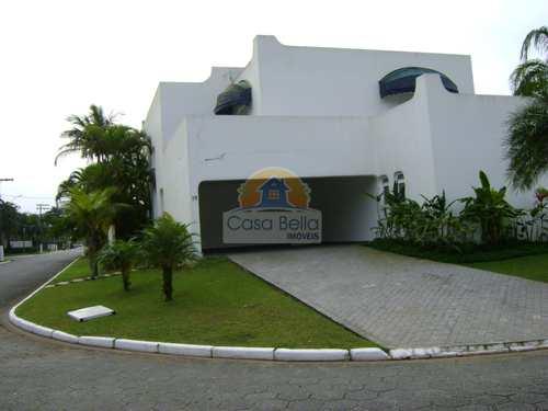 Casa de Condomínio, código 1355 em Guarujá, bairro Acapulco