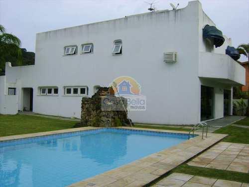 Sobrado de Condomínio, código 1355 em Guarujá, bairro Acapulco
