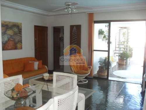 Apartamento, código 1328 em Guarujá, bairro Jardim Enseada