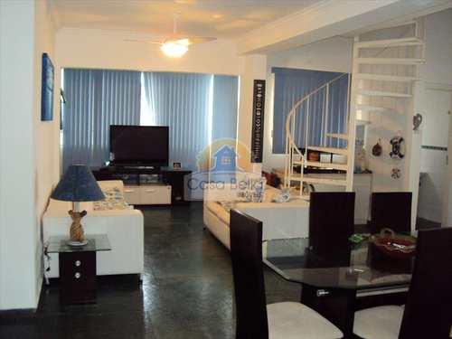 Apartamento, código 1298 em Guarujá, bairro Jardim Enseada