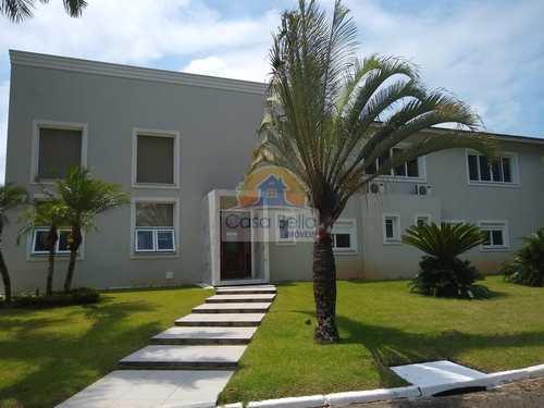 Sobrado de Condomínio, código 1257 em Guarujá, bairro Costao de Pernambuco