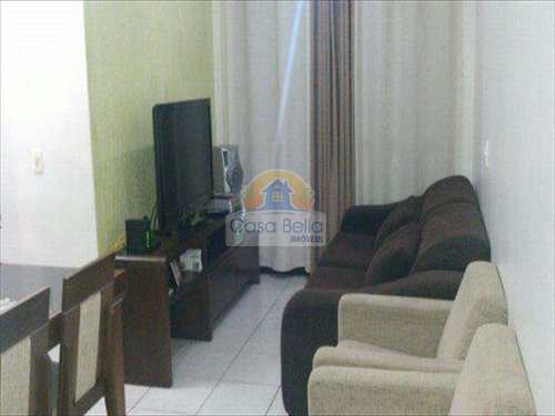 Apartamento, código 1230 em Guarujá, bairro Jardim Alvorada (Vicente de Carvalho)