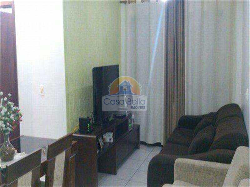 Apartamento em Guarujá, bairro Jardim Alvorada (Vicente de Carvalho)