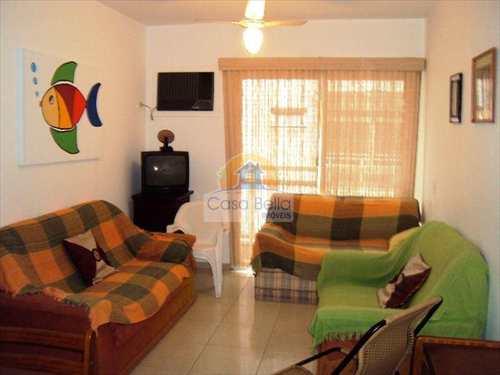 Apartamento, código 1167 em Guarujá, bairro Jardim Enseada
