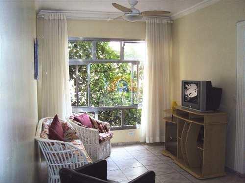 Apartamento, código 1151 em Guarujá, bairro Jardim Enseada