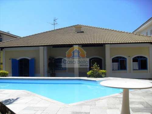 Casa de Condomínio, código 1085 em Guarujá, bairro Acapulco