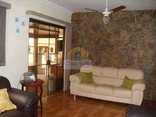 Cobertura, código 1055 em Guarujá, bairro Jardim Enseada