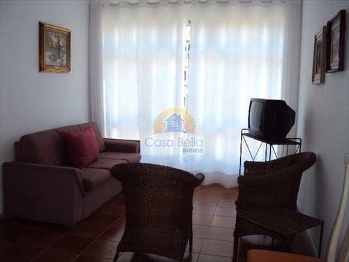 Apartamento, código 1015 em Guarujá, bairro Jardim Enseada