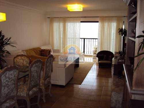 Apartamento, código 980 em Guarujá, bairro Pitangueiras