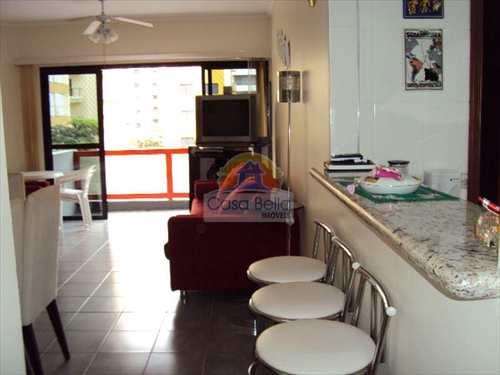 Apartamento, código 929 em Guarujá, bairro Jardim Enseada
