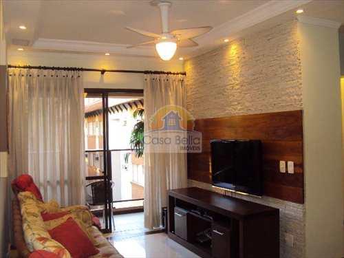 Apartamento, código 901 em Guarujá, bairro Jardim Enseada