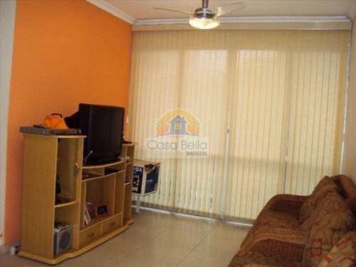 Apartamento, código 858 em Guarujá, bairro Jardim Enseada