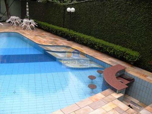 Apartamento, código 839 em Guarujá, bairro Jardim Enseada