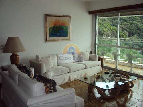 Apartamento, código 813 em Guarujá, bairro Pitangueiras